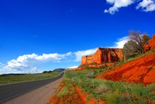 Free Red Rocks In Arizona Royalty Free Stock Photography - 92881187