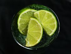 Free Lime Drink Royalty Free Stock Photography - 92881677