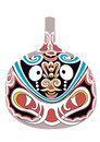 Free Beijing Opera Mask Royalty Free Stock Photo - 9295325