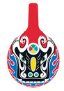 Free Beijing Opera Mask Royalty Free Stock Photo - 9295405
