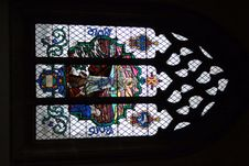 Free Stained Glass Window Stock Photo - 9291200