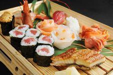 Free Sashimi Stock Photography - 9292742
