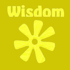 Free African Wisdom Symbol Stock Photo - 9293580