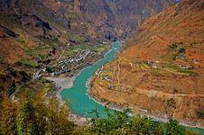 Free Jinsha River Stock Image - 9294181