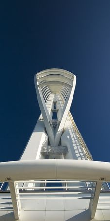 Free Spinnaker Tower Royalty Free Stock Images - 9294609