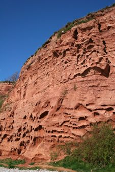 Free Sandstone Cliffs Stock Images - 9294644