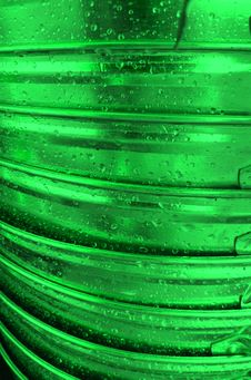 Piled Buckets Stock Image