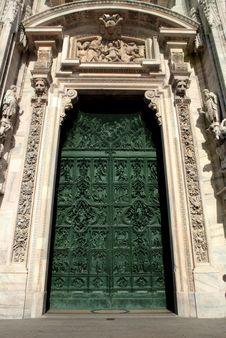 Free Duomo Royalty Free Stock Photo - 9296235