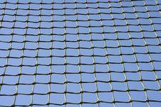 Free Soccer Net Stock Photography - 9296782