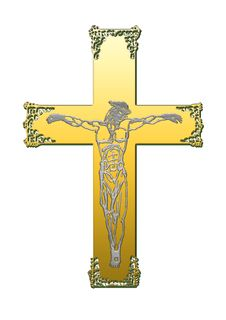 Free The Cross Of Metals Stock Photo - 9296940