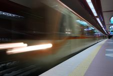 Free Subway Station Stock Photo - 9297430