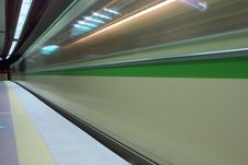 Free Subway Station Stock Images - 9297454