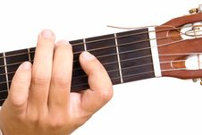 Free Playing Guitar Royalty Free Stock Images - 9297669