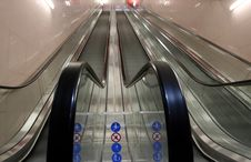 Free Escalator Stock Image - 9297931