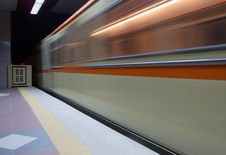 Free Subway Station Stock Images - 9297964