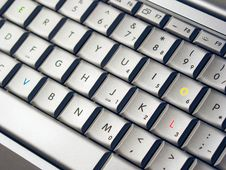 Free Love On Keyboard Stock Image - 9298801
