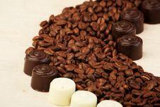 Free Design Chocolate Stock Image - 9298841