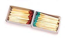 Free Matchsticks Royalty Free Stock Photos - 9299228