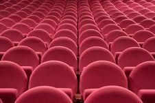 Free Cinema Auditorium Stock Image - 9299771