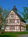 Free Half-timbered House Royalty Free Stock Photography - 937837