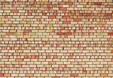 Free Colorful Brick Wall Background Stock Photo - 931500