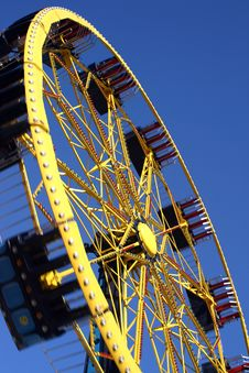 Free Ferris Wheel Stock Photography - 932872