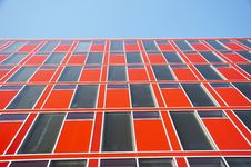 Free Red Modern Office Building 02 Stock Photo - 933800