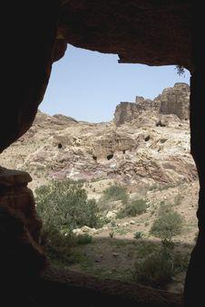 Free Petra,Jordan Stock Photography - 934272