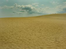 Free The Dunes Royalty Free Stock Images - 934549
