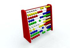 Free Abacus Royalty Free Stock Photos - 935788