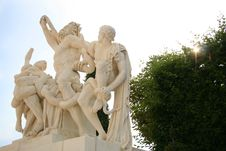 Free Sculpture At Versailles Royalty Free Stock Photos - 935988