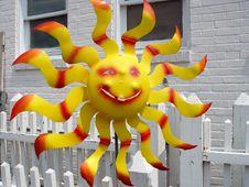 Free Smiling Sun Stock Image - 936101