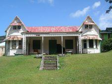 Free Old Island House Stock Photos - 936463