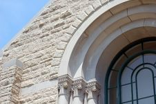 Free Church Archway And Window Stock Images - 937544