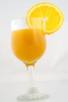 Free Orange Nectar Stock Photo - 937600