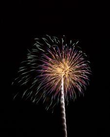 Fireworks 1 Stock Photo
