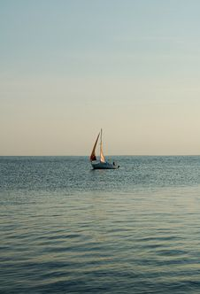 Free Sailboat Royalty Free Stock Photo - 939305