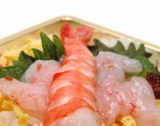 Free Shrimp Snack Detail Royalty Free Stock Image - 939306