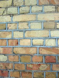 Free Brick Wall Royalty Free Stock Photo - 939575
