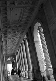 Free Piazza Colonna Stock Photo - 939650