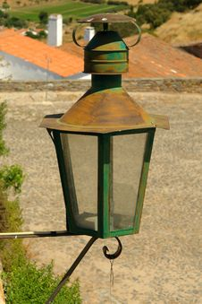 Free Street Lamp Royalty Free Stock Photos - 939998