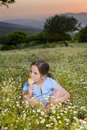 Free Young Girl Having A Popsicle Royalty Free Stock Images - 9301249