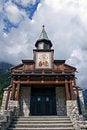 Free Javorca Chapel Royalty Free Stock Photography - 9302217