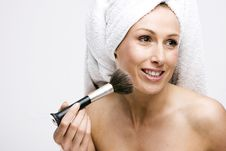 Free Beauty Woman Stock Photo - 9301450