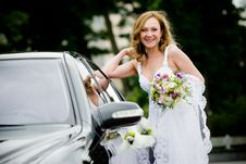 Free Bride Stock Image - 9301551