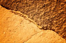 Free Cracked Old Wall As A Background. Stock Images - 9303144