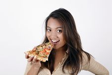Free Pizza Slice Stock Photo - 9303270