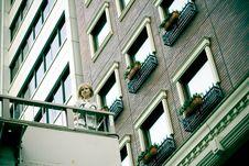 Free Girl At Tokyo, Shibuya Royalty Free Stock Image - 9306606