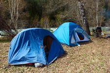 Free Tent Stock Image - 9306901