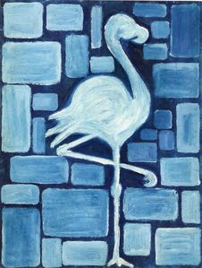 Free Flamingo Stock Image - 9307631
